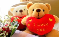 Teddy Bear Day Wishes