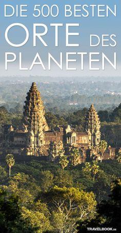 """""""Die 500 besten Orte auf diesem Planeten"""" will der bekannte Reisebuch-Verlag """"Lonely Planet"""" in seinem neuen Werk ausgewählt haben. Auf dem ersten Platz liegt Angkor Wat in Kambodscha, gefolgt vom Great Barrier Reef, Machu Picchu und schließlich – einigen Ungereimtheiten. Ein kritischer Blick auf die vielzitierte, aber auch viel diskutierte Liste des berühmten Reiseführers."""