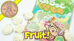 Popin Cookin! Puchitto Kudamono Melon, I Pick Seeds!  #PopinCookin #PuchittoKudamonoMelon #JapaneseCandy
