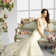 2013 Lace wedding dress