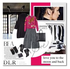 """""""Luxury Boutique - Dlrboutique.com#7"""" by undici ❤ liked on Polyvore featuring MaxMara, Casadei, Yves Saint Laurent, Valentino, women's clothing, women's fashion, women, female, woman and misses"""