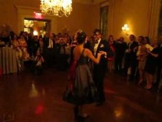 Justin & Renee First Beautiful Wedding Dance - Swing Blues Lindy Hop Romantic (I would love for my first dance to be this beautiful!)