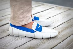 Rubber Loafers by Swims