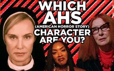 "I got Vivien Harmon on Which ""American Horror Story"" Character Are You"