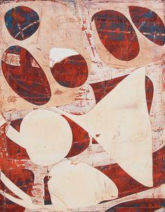 Mary Didoardo, oil on panel