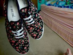 Shoes - flower