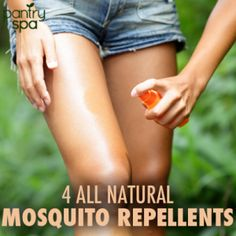 4 Natural Mosquito Repellents Safe for Kids, Babies & Pets