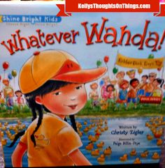 Whatever Wanda Givea
