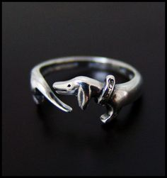 Dachshund Ring - High Quality | eBay
