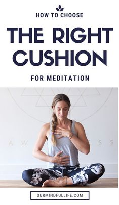There are so many types of meditation cushions, benches and chairs. Take a look at our meditation support shopping guide Meditation Meaning, Types Of Meditation, Walking Meditation, Best Meditation, Meditation For Beginners, Meditation Music, Meditation Quotes, Meditation Techniques, Meditation Buddhism