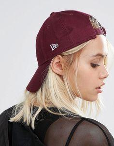 NEW ERA BASEBALL CAP IN BERRY - RED.  newera   Adidas Mujer 0b6b86311e8