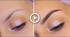 My Eyebrow Routine - For Thin & Light Brows - September 28 2019 at Natural Eyebrow Tutorial, Perfect Eyebrows Tutorial, Eyebrow Tutorial For Beginners, Light Brow Hair, Light Eyebrows, Best Eyebrow Pencils, Eyebrow Makeup, Hair Makeup, Makeup Magazine