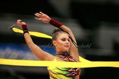 Alina KABAEVA (RUS) Ribbon