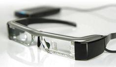 Moverio BT200 : les lunettes connectées d'Epson