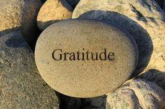 My Bucket List of Gratitude, by Lisa Gastaldo