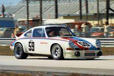 Daytona Brumos Porsche RSR Poster