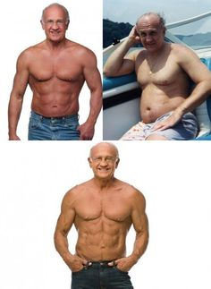 The 70 Year Old Body Builder, Dr Jefrey Life
