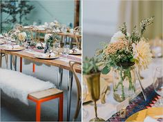 Vintage Eclectic California Wedding - The Wedding Chicks