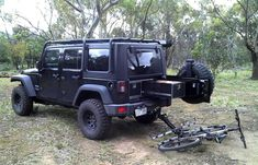jeep wrangler bike Racks | ... jeep. I am particularly grateful for your customer service and looking