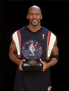 Michael Jordan - NBA All-Star