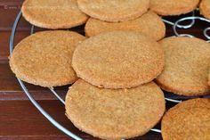Il sapore del sale: I biscotti Digestive... the originals!