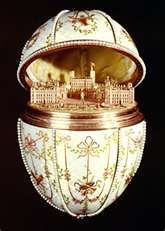 FABERGE IMPERIAL EASTER EGG