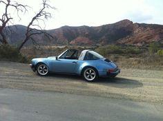 Porsche 911 Targa #porsche #targa #windscreen http://www.windblox.com