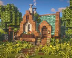 Craft Minecraft, Minecraft Decoration, Minecraft House Plans, Minecraft Farm, Minecraft Mansion, Minecraft Houses Survival, Easy Minecraft Houses, Minecraft House Tutorials, Minecraft House Designs
