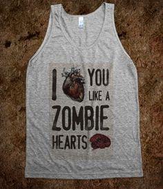 Love like a Zombie