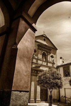 Córdoba Ermita del socorro