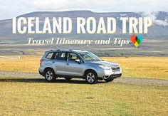 A two-week travel itinerary for an epic Iceland road trip. This blog includes photos, a detailed driving route and tips for your own adventure!