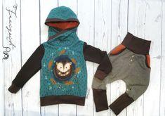 Set Igel - Gr. 98 :: Freigeist - kreatives Handwerk Sweaters, Baby, Fashion, Free Spirit, Creative Crafts, Kids Clothes, Hedgehogs, Ghosts, Moda