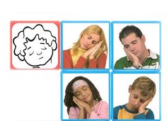 Feelings Preschool, Teaching Emotions, Feelings Activities, Health Activities, Free Preschool, Preschool Worksheets, Teacch Material, Play Therapy Techniques, Self Regulation