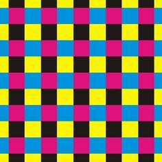 CMYK Color Pattern