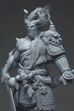 Pixologic :: ZBrush User Gallery