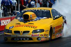 Warren Johnson Pro Stock Car