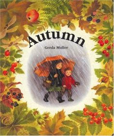 Autumn Board Book by Gerda Muller
