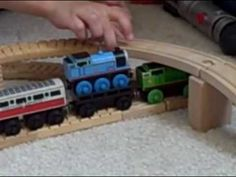 Diesel 10 Causing Trouble for Thomas the Tank Engine
