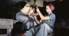 'Rosie The Riveter' Talks About The Role Of Women In WWII