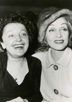 Marlene Dietrich Edith Piaf. Theophanis Lamboukas, known as Théo Sarapo was the second husband of the French singer Édith Piaf. Formerly a hairdresser, he was 26 years old when he married the 46-year-old Piaf.