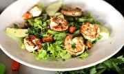 Alternativa: Saúde - Receita de salada de camarão com maçã verde | globo.tv