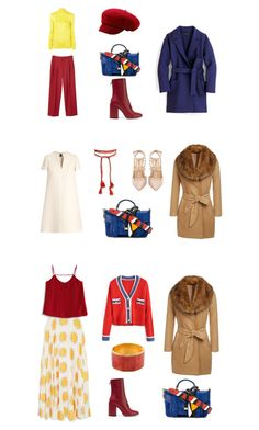Capsula transformation 2 by anchutki on Polyvore featuring мода, Valentino, Cédric Charlier, Chicwish, J.Crew, Christopher Kane, MANGO, Petar Petrov, Proenza Schouler and Dsquared2