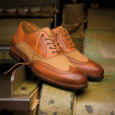 Wolverine Bromley 1000 Mile Brogue Oxford