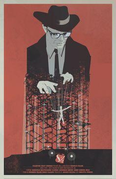 8 1/2 · Federico Fellini movie poster