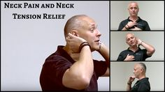 Neck Pain and Neck Tension Relief Exercise
