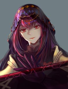 Fate Grand Order Lancer, Shinshi Doumei Cross, Scathach Fate, Character Art, Character Design, Cars Characters, Fate Servants, Matou, Fate Anime Series