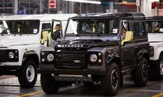 Early next year, production of the Defender will cease at its West Midlands home