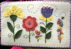 Wool Applique Kits - Bing Images