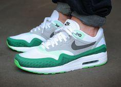 Nike Air Max 1 BR Breathe White Green (1)