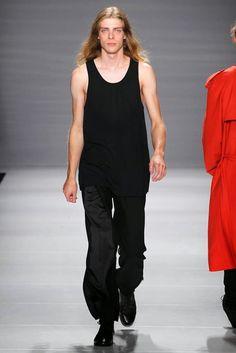Thomas Balint Spring 2015 Toronto Fashion Week